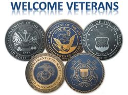veterans welcome